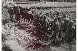 Afbeelding van de Japanse aanval