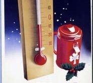 Poster van de Winterhulp