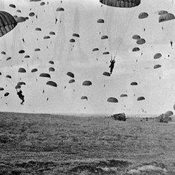Britse soldaten tijdens Market Garden