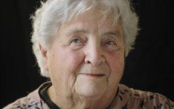 Tinie IJisberg, dochter van Februaristaker Joop IJisberg