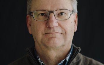 Frank Kraan, neef van Willem Kraan