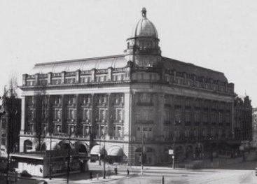 Hirsch Leidseplein Stadsarchief 1944