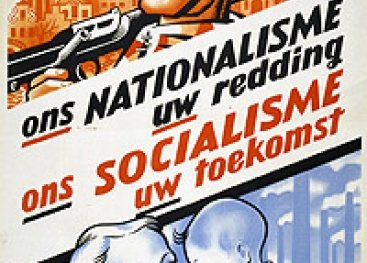 National Socialist poster