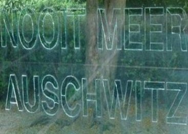 Nooit meer Auschwitz