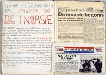 Plakboek D-Day